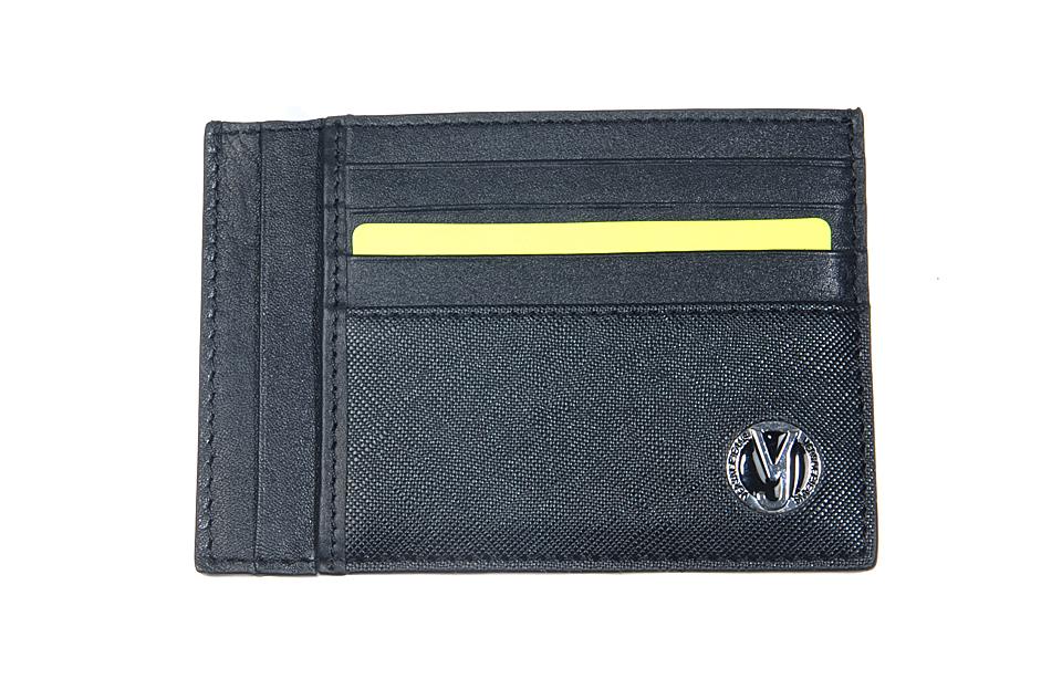 Versace Jeans – Linea B Dis. 4 – creditcardhouder – Nero