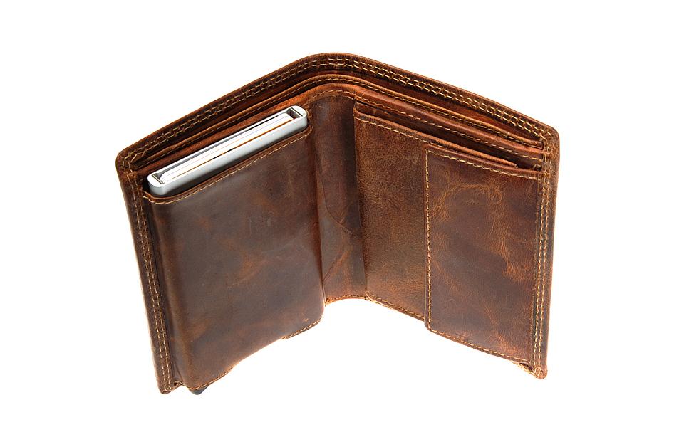 252fed0da3d Leather Design - Billford & Secrid - portemonnee dames | Portemonnee ...