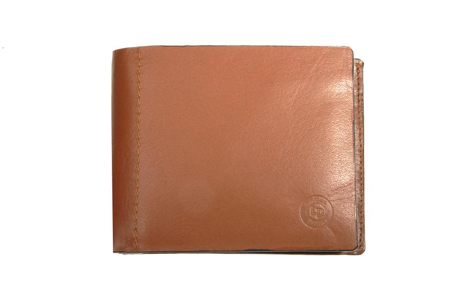 Leather Design – Stichless – heren portemonnee