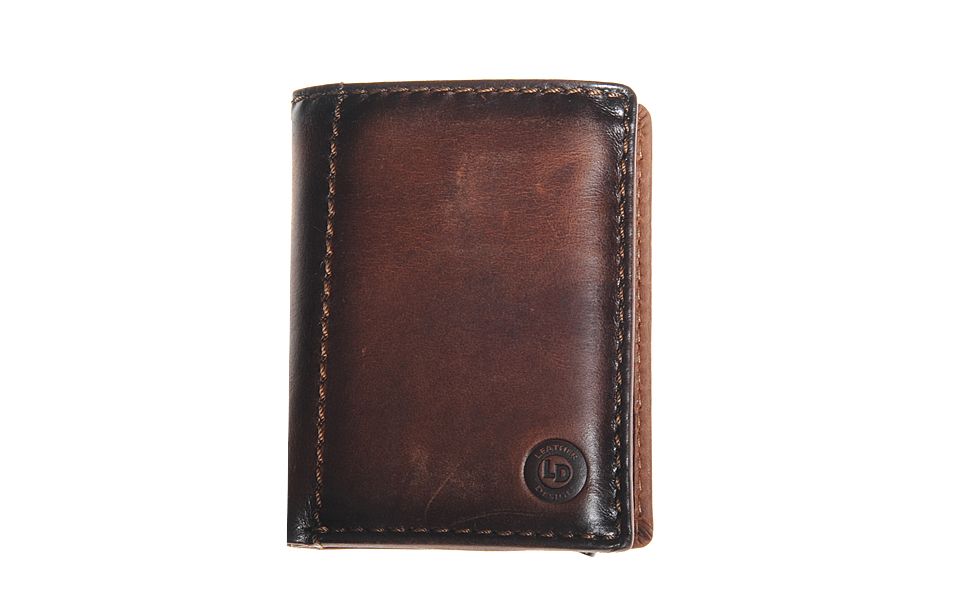 Leather Design – Billfold & Cardprotector – portemonnee
