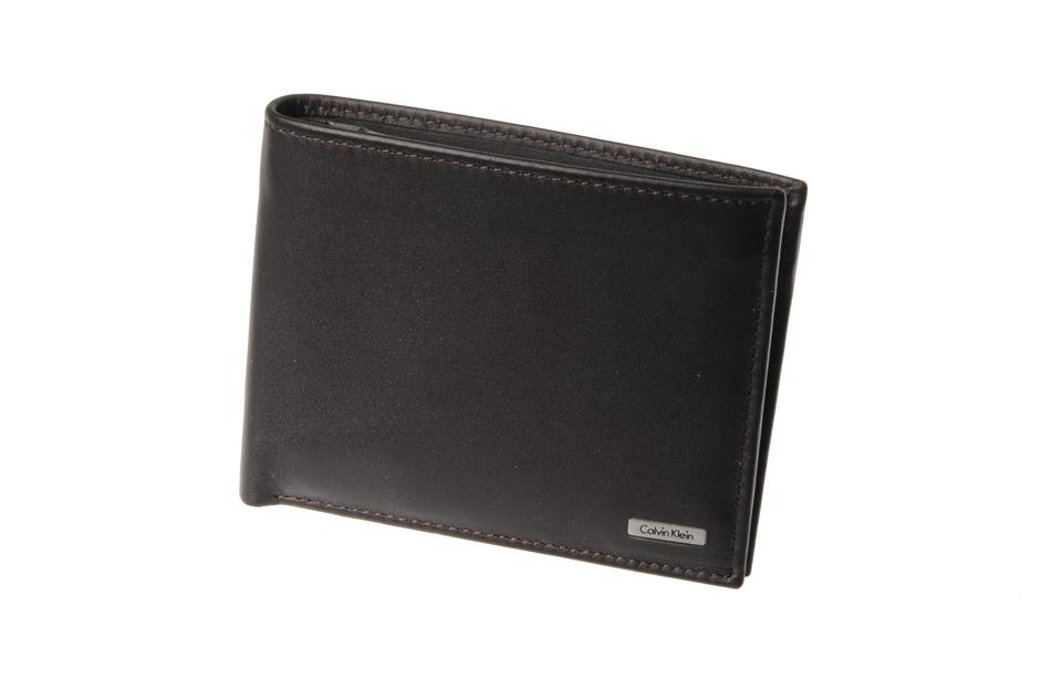 72925d62b4e Calvin Klein - Pop-Work P - NS Mini 6CC coin - heren portemonnee - black