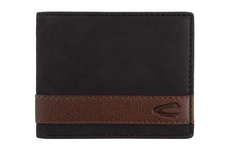 Camel Active – Taipeh – RFID jeanswallet heren portemonnee – black